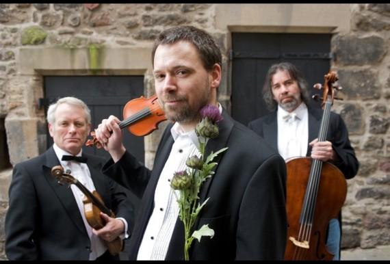 John Harris, directeur musical du Red Note Ensemble