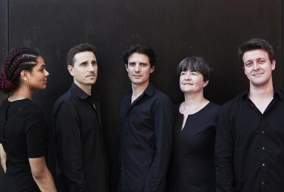 Les Percussions Claviers de Lyon © Cédric Roulliat