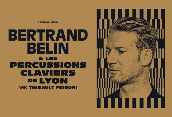 Bertrand Belin & Les Percussions Claviers de Lyon © Rémy Poncet